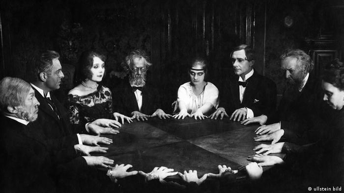 Cena de Dr. Mabuse