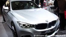 Neuer BMW 3 GT