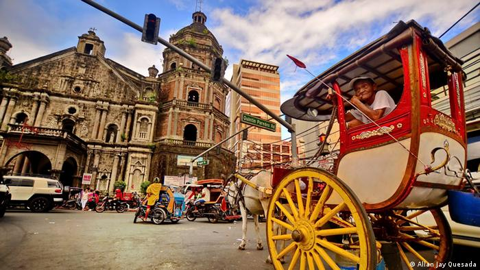 Smoke Free Transportation Manila is a very busy city, but it's able to save its classic & earth-friendly mode of transportation
