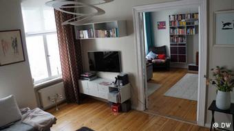 Типичная квартира в Германии