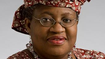 Photograph of Ngozi Okonjo-Iweala, nominated candidate for the WTO top job
