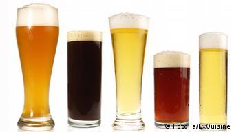 لیوانهای آبجو