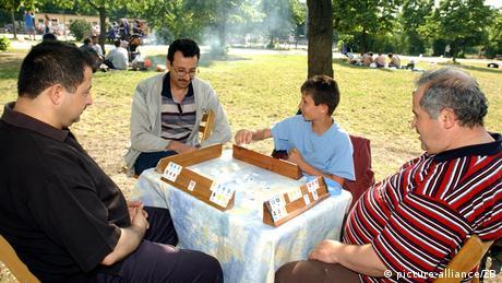 Muslime in Deutschland (picture-alliance/ZB)