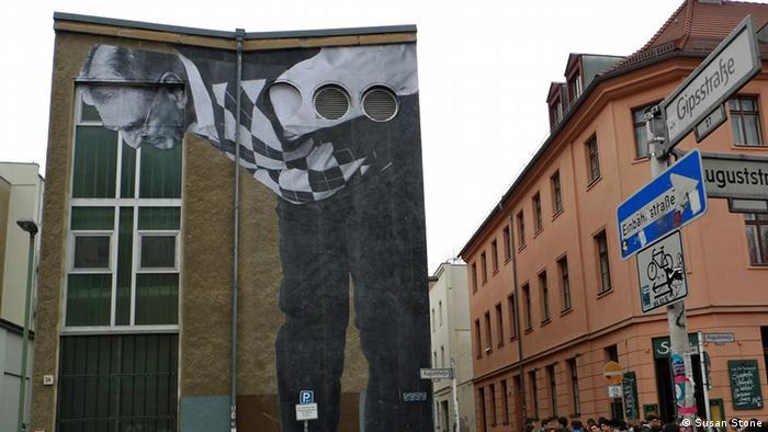 Морщины города, Берлин