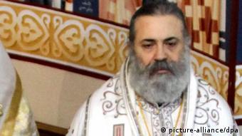 Das Foto zeigt Bischof Bulos Jasidschi. Foto: dpa