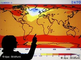 ارتفاع درجة الحرارة ينبئ بكوارث بيئية خطيرة
