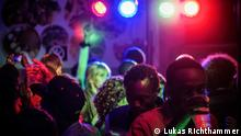 Disco club in Nairobi, Kenia