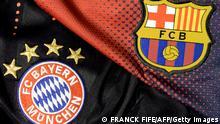 Champions League 2012/13 Halbfinale FC Bayern München FC Barcelona