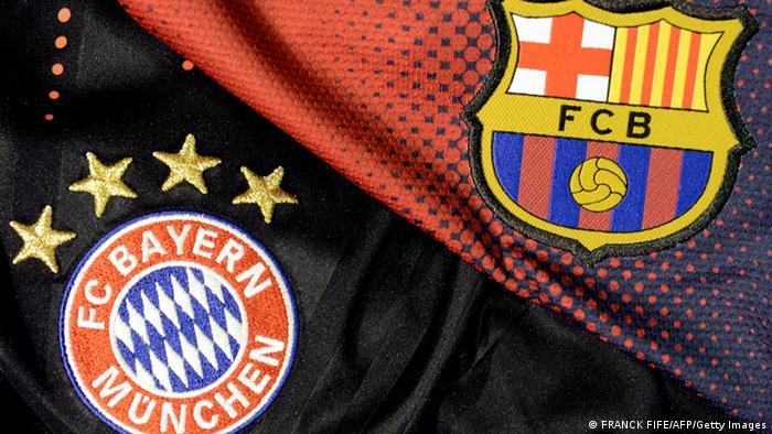 Este miércoles se juega el partido decisivo entre Bayern y Barcelona en la Champions League.