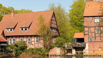Wassermühle in Wienhausen (Copyright: picture-alliance/Bildagentur-online)