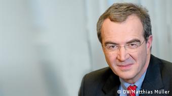 DW Editor-in-Chief Alexander Kudascheff