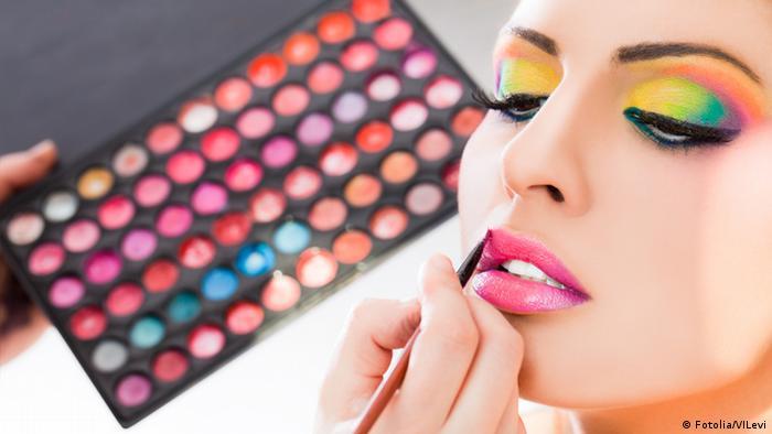 Makeup Lippenstift