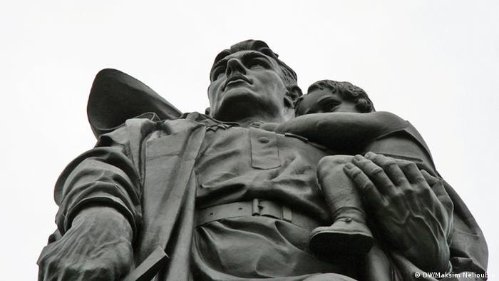 Памятник в Трептов-парке