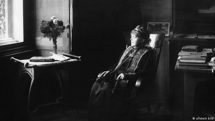 Porträt - Elisabeth Förster-Nietzsche