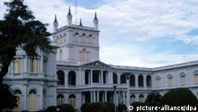 Regierungspalast von Asunción, der Haupstadt Paraguays
