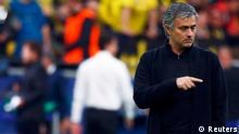 Real Madrid Jose Mourinho Champions League BVB Stadion Dortmund