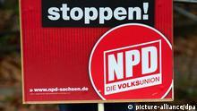 Symbolbild NPD Verbot