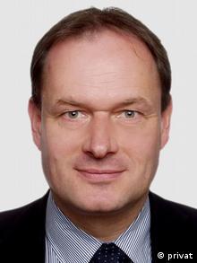 Lars Peter Schmidt, Leiters des Moskauer Büros der Konrad-Adenauer-Stiftung in Moskau (Foto: privat)