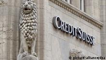 Schweiz Bank Credit Suisse