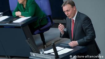 Thomas Oppermann SPD Bundestag NPD-Debatte