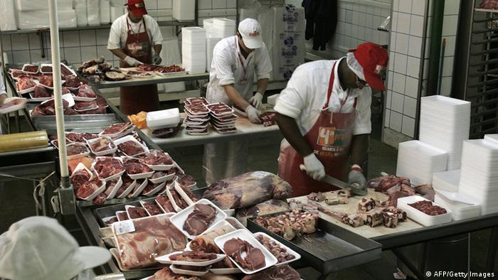 Brazilian beef (AFP/Getty Images)