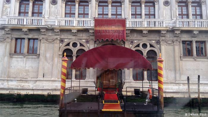 Palazzo Vendramin in Venice (c) DW/von Bock