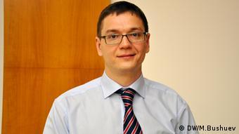 Глава международной правозащитной группы Агора Павел Чиков