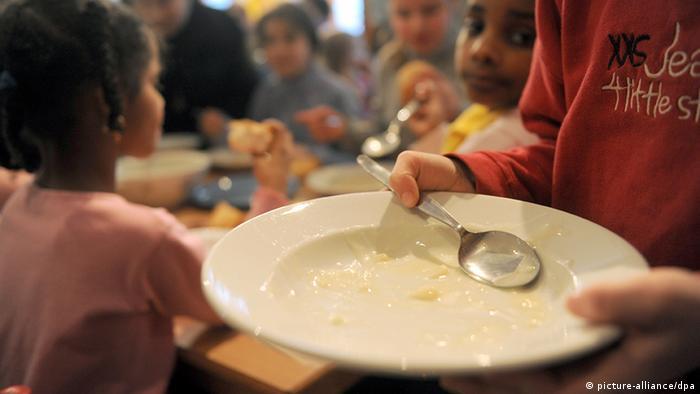 Symbolbild Deutschland Bildungspaket Kinderladen Bremerhaven