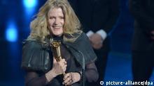 Deutscher Filmpreis 2013 Barbara Sukowa Beste weibliche Hauptrolle