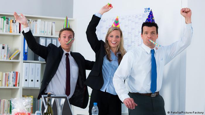 Карнавал в офисе