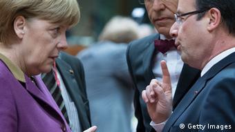 Merkel dhe Hollande - mosmarrëveshje në politikën për Evropën