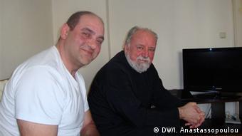 Gavriil Boulgarides and Apostolos Malamoussis