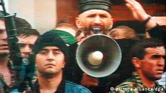 Дагестанські бойовики. Кадри російського телебачення