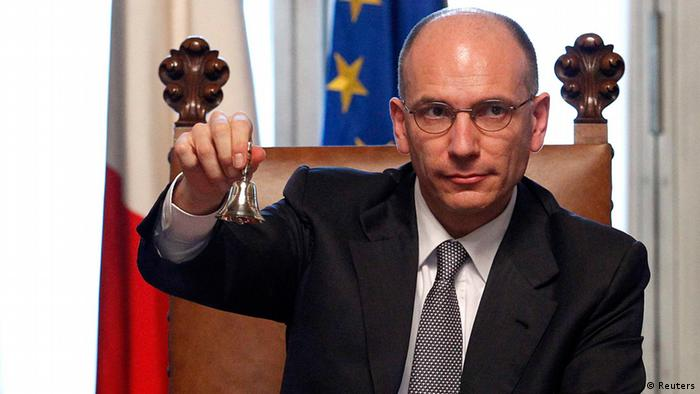 Enrico Letta, noul premier italian