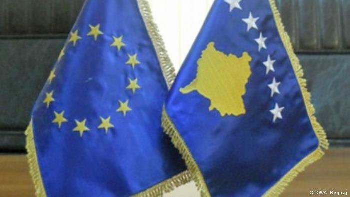 Kosovo Signs Landmark Association Deal With Eu News Dw 27 10 2015