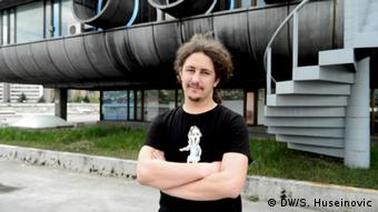 Djordje Krajisnik Student aus Bosnien und Herzegowina