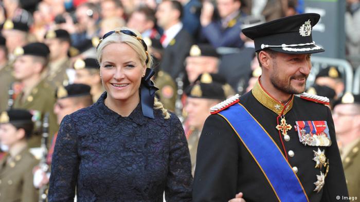 Mette Marit und Prinze Haakon