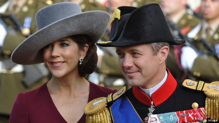 Crown Prince Frederik of Denmark and his wife Mary (Imago)