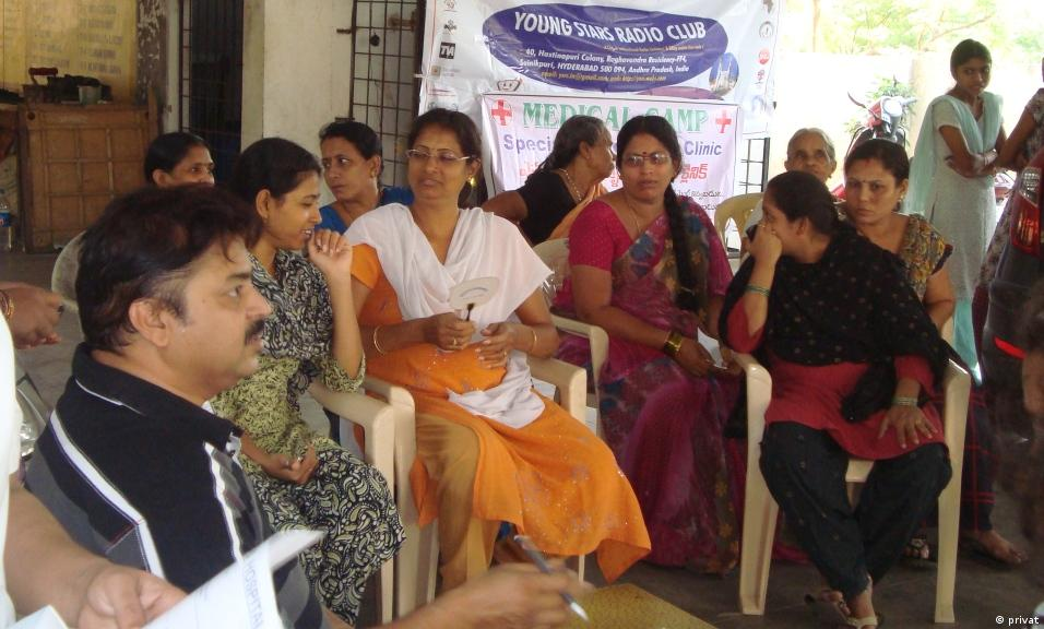 Health Camp 2 - Young Stars Radio Club Indien