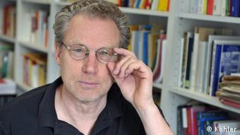 O Κρίστοφ Κέλερ, διευθυντής της έδρας κοινωνιολογίας στο Πανεπιστήμιο της Ιένας