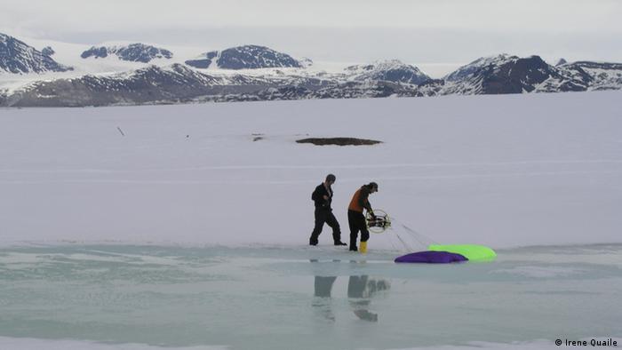 Ice Blog Klima Arktik Schnee