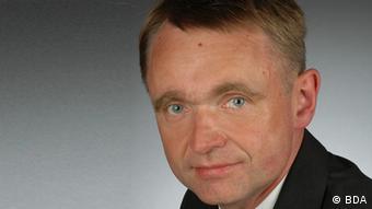 Roland Wolf ist Leiter der Abteilung Arbeits- und Tarifrecht der Bundesvereinigung der Deutschen Arbeitgeberverbände (BDA). (Foto: BDA)