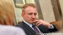 Serbien Dragan Djilas Bürgermeister Belgrad