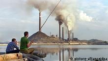 Russland Smog