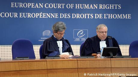 The European Court of Human Rights passes judgement in the Tymoshenko case, 30.04.2013