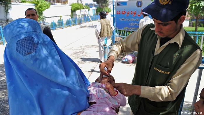 Bildergalerie Arbeiter in Afghanistan (Getty Images)