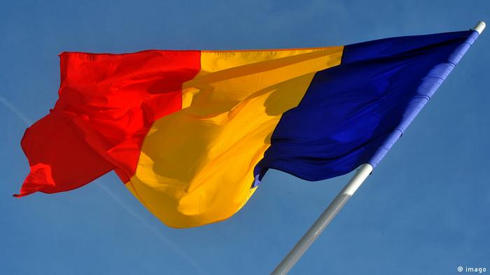 Romanian flag (imago)