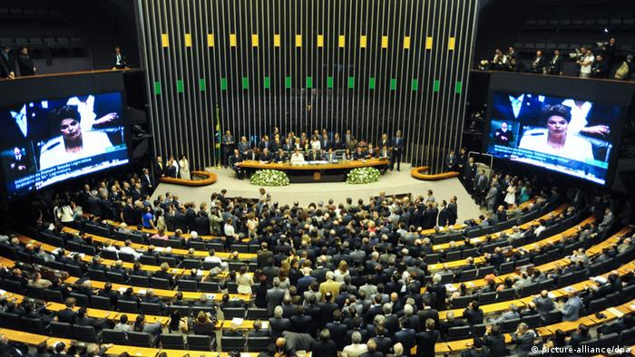 Nationalkongress in Brasilien