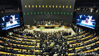 Nationalkongress in Brasilien