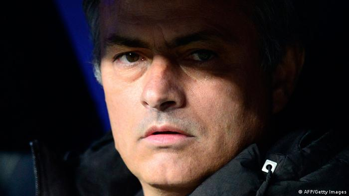 Jose Mourinho (AFP/Getty Images)